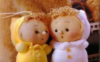 Куклы из колготок своими руками с пошаговой инструкцией