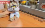 Кукла из чулка своими руками пошагово: для начинающих, поэтапное изготовление
