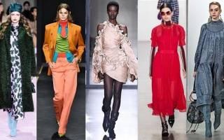 Какой цвет признан самым модным на весну