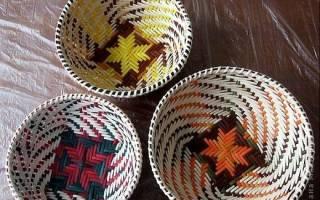 Плетение из бумажных трубочек: схемы и техника для начинающих мастеров