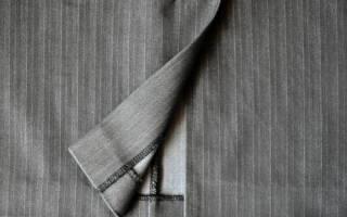 Обработка шлицы на юбке: определение и расположение шлицы на юбке