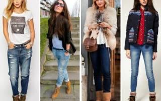 Как носить ботинки с джинсами женщинам: секреты создания идеального образа