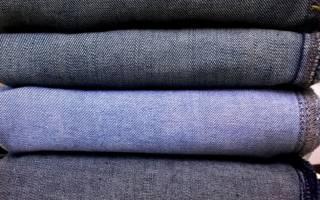 Как определить качество джинс