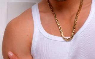 Виды плетения золотых цепочек: фото для женщин и мужчин