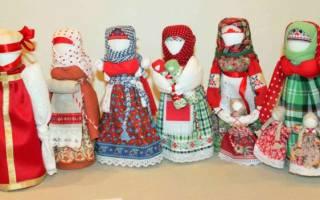 Тряпичная кукла своими руками: выкройки и мастер класс по изготовлению