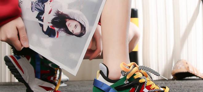 Какие женские кроссовки в моде 2019