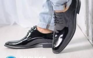 С чем носить лаковые сапоги, правила сочетания