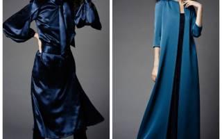 Выкройка пальто с рукавом реглан от горловины с фото и видео, схемами