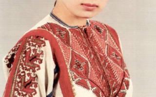 Происхождение и функции чувашского народного костюма, описание