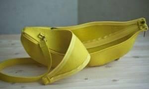 Поясная сумка: выкройка для женщин, как сшить своими руками бананку