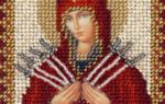 Вышивание бисером иконы: делаем пошагово для начинающих