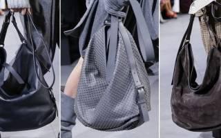 Что такое сумка хобо