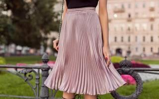 Как стирать юбку плиссе из шерсти: уход за плиссированными изделиями.
