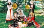 Башкирский национальный костюм: мужской, женский, детский, свадебный, описание, фото