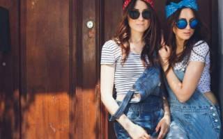 Как девушке завязать бандану на голове: классические и оригинальные способы