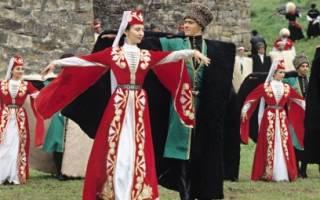 Осетинский национальный костюм (фото): мужской и женский, история костюма