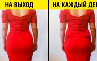 Женщины за 50 не носят стринги