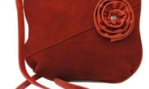 Что делать если красится замшевая сумка