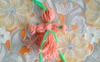 Мотанки своими руками: расскажем как сделать из ниток