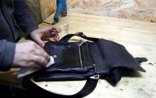 Как покрасить кожаную сумку: способы и рекомендации