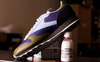 Как покрасить кроссовки в домашних условиях