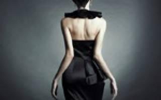 Что такое платье