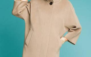 Выкройка пальто без воротника: прямого и летнего фасона