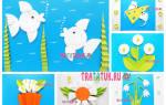 Поделки для детей из ватных дисков своими руками: делаем игрушки быстро и красиво