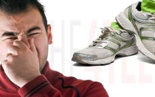 Как избавиться от запаха в кроссовках: причины запаха в кроссовках