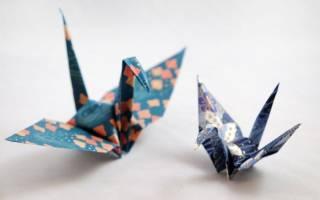 Оригами для начинающих на русском: техника и мастер классы со схемами