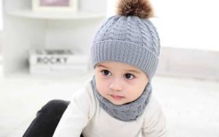 Шапочка спицами для мальчика: разные способы как ее связать с видео и описанием