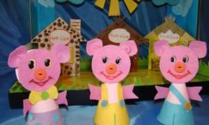 Кукольный театр своими руками: выкройки с фото