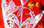 Кокошник крючком: схема, описание вязания кокошника для девочки крючком