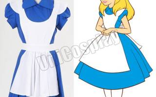 Костюм алисы в стране чудес своими руками: делаем для девочки с фото-подборкой