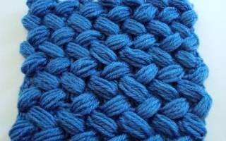 Объемный плетеный узор крючком: схема и видео, пошаговый мастер-класс