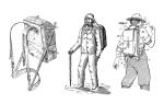Производство рюкзаков: когда появилось первое производство, лучшие производители