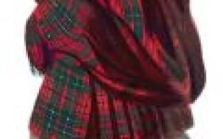 Юбка из шотландии как называется, кто носил и современные тенденции