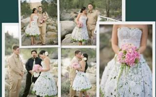 Свадебное платье крючком: мк по вязанию с пошаговыми фото и видео для начинающих