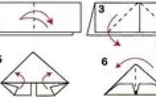 Оригами из модулей для начинающих: схемы поделок, пошаговая инструкция с видео